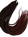 boites Tresses Tresses Twist Extensions de cheveux Kanekalon Cheveux Tressee