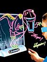2016 3d dinosaure magique board draing jouets