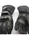 les nouveaux gants impermeables madbike moto, chaud en hiver et, gants de course de velo en plein air froid