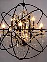 Island Light ,  Traditionnel/Classique Peintures Fonctionnalite for Cristal Metal Salle de sejour Salle de jeux