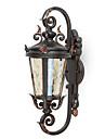 E26/E27 Traditionnel/Classique, Vers le Haut Chandeliers muraux Outdoor Lights