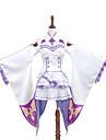 Inspire par Autres Autres Anime Costumes Cosplay Costumes Cosplay / Robes Couleur Pleine / ImprimeJupe / Robe / Col / Bas / Plus