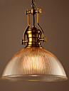 Lumini pandantiv ,  Vintage Retro Galvanizat Caracteristică for Stil Minimalist MetalSufragerie Dormitor Bucătărie Cameră de studiu/Birou