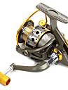 Spinning Reels 5.5/1 10 Kullager utbytbar Kastfiske / Generellt fiske-JC5000 Daxinuo