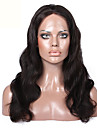 10a premierwigs 8 \'\' - 28 \'\' vågigt brasilianska jungfru fullt spets människohår peruker naturliga blonda färg mjuk spets front peruker