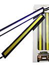 10x 17CM Super Bright White Car COB LED Lights DRL Fog Driving Lamp Waterproof DC 12V