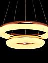 66W Hängande lampor ,  Traditionell/Klassisk Elektropläterad Särdrag for Flush Mount Lights MetallLiving Room / Bedroom / Dining Room /