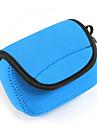 dengpin® neopren mjuka kameraskyddsfodral väska påse för Canon Power g5 x g5x (blandade färger)