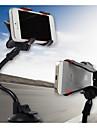 360 degres rotatif a double clip sur vehicule telephone mobile gps support du support de support de navigation