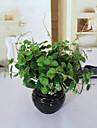 1 Une succursale Plastique Plantes Fleur de Table Fleurs artificielles 30cm