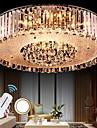 5 Takmonterad ,  Modern Elektropläterad Särdrag for Kristall Metall Living Room / Bedroom / Dining Room