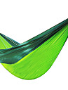 Resistant a l\'humidite Respirabilite Sechage rapide Bonne ventilation Anti statique Rectangulaire Ultra leger (UL) enorme HamacJaune Vert