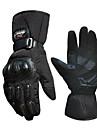 ski gants chauds coupe-vent electriques gants de moto de course automobile pluie hiver froid plein doigt