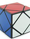 Shengshou® Cube de vitesse lisse Alien / skewb Niveau professionnel Relievers Stress / Cubes magiques / Puzzle Toy Noir / Blanc Plastique
