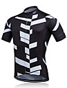 Fastcute® Cycling Jersey Men\'s Short Sleeve Bike Breathable / Quick Dry / Sweat-wicking Jersey Coolmax ClassicSpring / Summer /