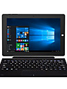 chuwi hi10 10.1inch ursprungliga intel körsbär trail z8300 quad core Windows 10 android5.1 4GB / 64GB Tablet PC ips
