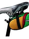 Сумка на бока багажника велосипеда / Велосумка Быстросохнущий / Пригодно для носки Велосипедный спорт Полиэфир Светло-зеленый Xiesheng