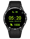 3g smartwatch Kingwear W8 1,39 \'\' Amoled 400 * 400 smart watch 3g appeler frequence cardiaque podometre camera 2.0MP