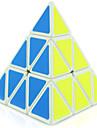 Shengshou® Cube de vitesse lisse 3*3*3 / Alien Niveau professionnel Relievers Stress / Cubes magiques / Puzzle Toy Noir / Blanc Plastique