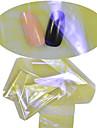 Nail Sticker Nail Art Bouts  pour ongles entiers / Bijoux pour ongles / Paillettes & Poudre / Autre decorations