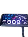 masina de cap HUD sus 5.5 Display LCD ii auto kit OBD auto styling combustibil km supraturației / h