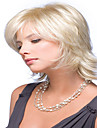 perruque courte ondules blonds synthetique de mode de vente chaude pour dame sexy perruques synthetiques