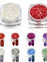 8pcs, one set Nail Art Decoration strass Perles Maquillage cosmetique Nail Art Design