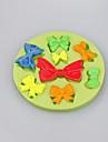 Diferite forme de arcade ciocolată diy fondant tort decorare silicon mucegai bucătărie bakeware culoare aleatoriu