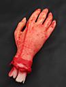 înfricoșător groază rupt degetul mână sânge Halloween decorare tăiat sângeroase mână Simulate noutate moarte gadget-uri de mână rupte