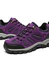 Dame Adidași de Atletism Primăvară Toamnă Confortabili Imitație de Piele Outdoor Atletic Toc Plat Dantelă Violet Roșu Drumeții