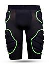 Ski Skyddsutrustning Andningsfunktion / Skyddande Fitness / Cykling / cykel Polyetentereftalat Svart Blekna