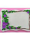 1 Bakning Teflonbehandlad / Miljövänlig / DIY / bakning Tool / 3D / Hög kvalitetBröd / Tårta / Kaka / Cupcake / Paj / Pizza / Choklad /