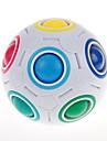 Yongjun® Cube de Vitesse  Balle magique Vitesse Cubes magiques Blanc ABS