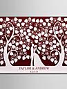 e-home® panza semnătură personalizată invizibil cadru de imprimare - sub copac dragoste