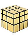 Shengshou® Slät Hastighet Cube 3*3*3 Spegel Magiska kuber Svart Blekna ABS