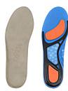 Pied Supports Tapis de pied Pression atmospherique Soulager la douleur au pied / Support Portable / Respirable Silikon a pair