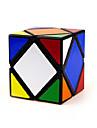 Shengshou® Slät Hastighet Cube Skewb professionell nivå Magiska kuber Svart Blekna slät klistermärke Feng Anti-pop / justerbar fjäder ABS