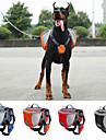 Hund Ryggsäckar / hund Pack Husdjur Transportörer Vattentät / Bärbar Röd / Svart / Blå / Orange Nylon