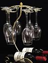 Casiers a Bouteilles Fonte,27*19*44CM Du vin Accessoires