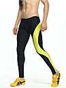 Homme Course / Running Pantalon/Surpantalon Leggings Bas Respirable Printemps Ete Automne Sport de detente Course/Running Coton Mince