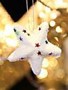 6pcs style chaud produit noel chaud bulle christmas ball etoiles belles decorations de Noel accessoires necessaires