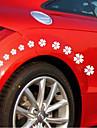autocollants voiture voiture reflechissant autocollants decoratifs