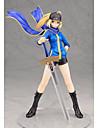 Fate/Stay Night Saber Lily PVC 23cm Figuras de Acao Anime modelo Brinquedos boneca Toy