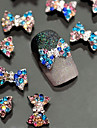 10 Nail Art Decoration strass Perles Maquillage cosmetique Nail Art Design