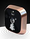 - 120 CMOS Porttelefonssystem Trådlös Flerfamiljshus video dörrklocka