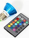 3W E26/E27 Spot LED MR16 1 LED Haute Puissance 240 lm RVB Decorative AC 85-265 V 1 piece