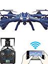 Drone Udi R / C U818S WIFI 4 Canaux 6 Axes 2.4G Avec Camera HD 720P Quadrirotor RCFPV / Eclairage LED / Retour Automatique / Mode Sans