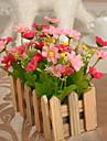 1 1 Une succursale Plastique / Autres Marguerites / Autres Fleur de Table Fleurs artificielles