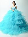 Mariage Robes Pour Poupee Barbie Robes Pour Fille de Jouets DIY