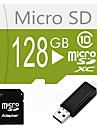 Autre 128GB MicroSD Classe 10 20 Autre Multiple dans un lecteur de carte Micro sd lecteur de carte Lecteur de carte SD SCK14 USB 2.0